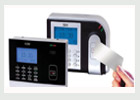 IP Based Standalone RFID Time & Attendance Terminal + Reader